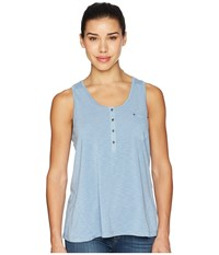 Kuhl Trista Tank Top Bellflower Sleeveless Blue