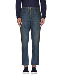Alessandro Dell'acqua Denim Denim Trousers Men