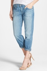 Big Star 'Billie' Stretch Slouchy Slim Jeans Blue