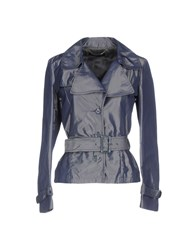 Guess By Marciano Overcoats Lilac