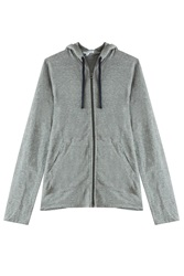 James Perse Vintage Cotton Hoodie