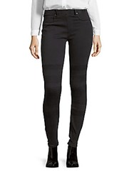 Vigoss Skinny Motto Leggings Black