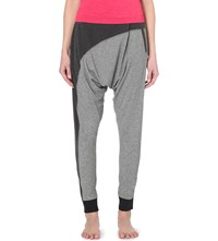 Sweaty Betty Hatha Yoga Harems Charcoal Grey