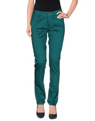 Guess Trousers Casual Trousers Women Dark Green
