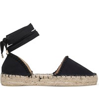 Miss Kg Dizzy Espadrille Sandals Black