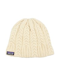 Patagonia Accessories Hats Ivory