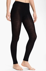 Smartwool Footless Tights Black
