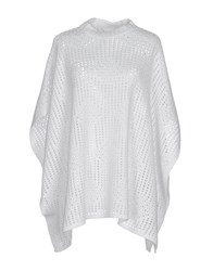 Iris And Ink Capes Ponchos White