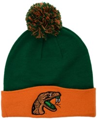 Top Of The World Florida A And M Rattlers 2 Tone Pom Knit Hat