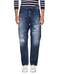 Uniform Denim Denim Trousers Blue