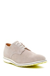 Walk Over Walkover Kerouac Suede Lace Up Shoe Gray