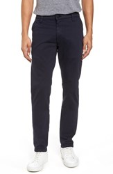 Mavi Jeans Men's Johnny Twill Pants Dark Navy Twill