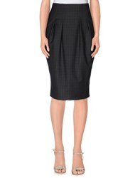 Dsquared2 Skirts Knee Length Skirts Women Lead
