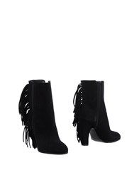 Pinko Ankle Boots Black