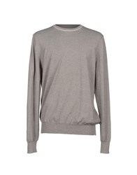 Marina Yachting Knitwear Jumpers Men Khaki