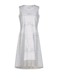 Jil Sander Dresses Knee Length Dresses Women White