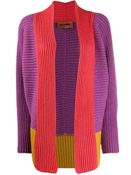 Missoni Colour Block Knitted Cardigan 60