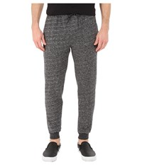 Rip Curl Upper Deck Fleece Pants Black Men's Casual Pants