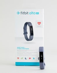 Fitbit Alta Hr Activity Tracker In Grey