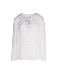 George J. Love Blouses White