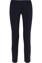 Raoul Stretch Cotton Blend Skinny Pants Midnight Blue