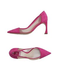 Christian Dior Dior Footwear Courts Women Fuchsia
