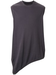 Julius Asymmetric Sleeveless Top 60