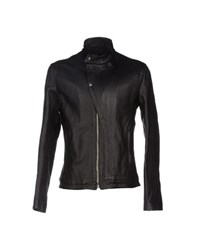 Dirk Bikkembergs Sport Couture Coats And Jackets Jackets Men Black