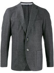 Tombolini Fitted Single Breasted Blazer 60