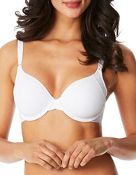 Warner's Cloud 9 Full Coverage Bra White