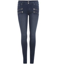 Paige Edgemont Ultra Skinny Jeans Blue