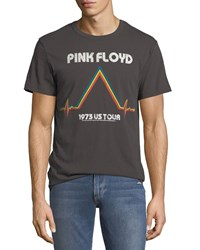 Chaser Pink Floyd Band Tour Graphic Tee Black