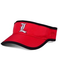 Top Of The World Louisville Cardinals Baked Visor Red