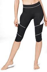 Women's Ivy Park Biker Colorblock Capri Leggings