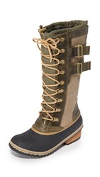 Sorel Conquest Carly Ii Boots Peatmoss