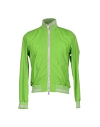 Cooperativa Pescatori Posillipo Jackets Light Green
