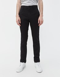 Norse Projects Aros Slim Light Stretch Pant In Black Size 28
