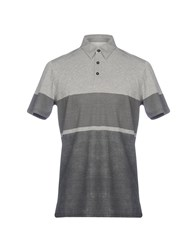 Oakley Polo Shirts Light Grey