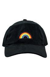 Peter Grimm Rainbow Cap Black