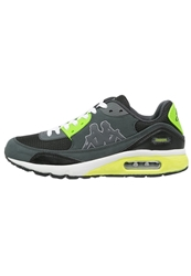 Kappa Harlem Trainers Grey Lime