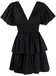 Fausto Puglisi Tiered Mini Dress 60