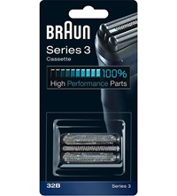Braun Series 5 Cassette Replacement Foil And Cutter Block