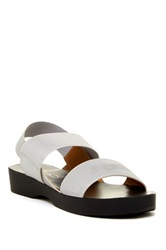 Report Broc Sandal Gray