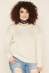 Forever 21 Plus Size Crew Neck Sweater