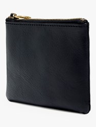 Madewell Leather Pouch True Black