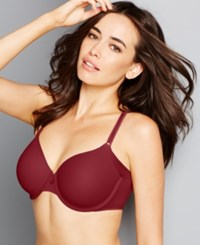 Olga No Side Effects Contour Bra Gb0561a Holiday Red