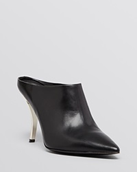 Delman Pumps Brava High Heel Slide