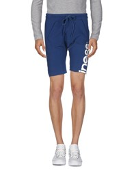 Happiness Shorts Blue