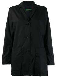 Casey Casey Buttoned Jacket Black