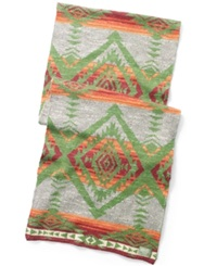 Denim And Supply Ralph Lauren Southwestern Scarf Green Multi